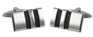 cufflinks stainless steel